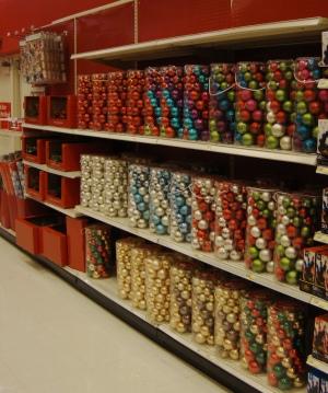 Rows of Bulbs